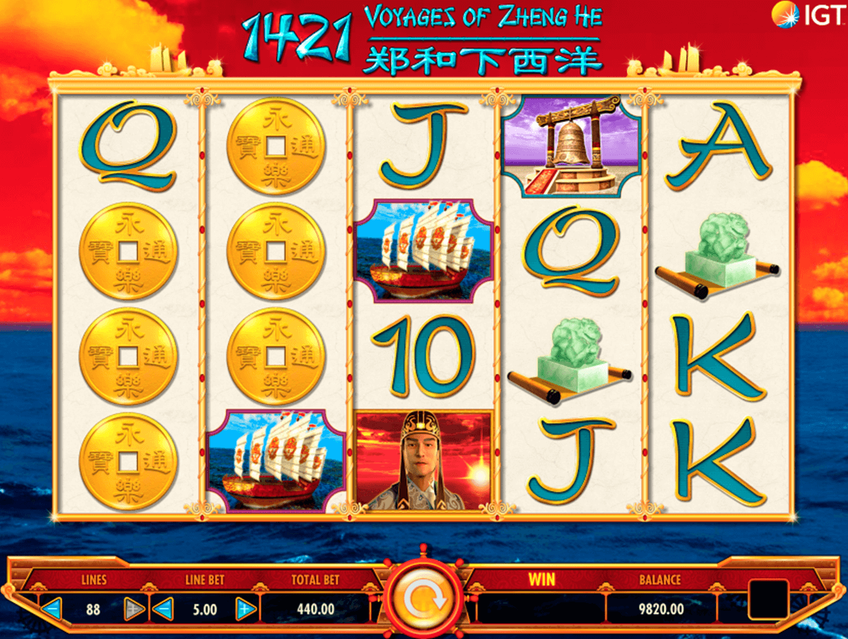 Spiele The Great Voyages - Video Slots Online