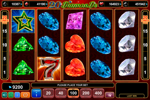 diamonds egt tragamonedas gratis