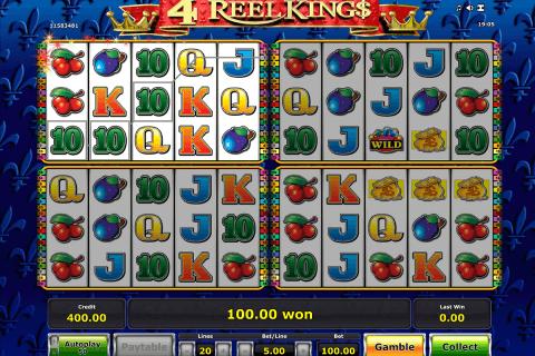 reel kings novomatic tragamonedas gratis