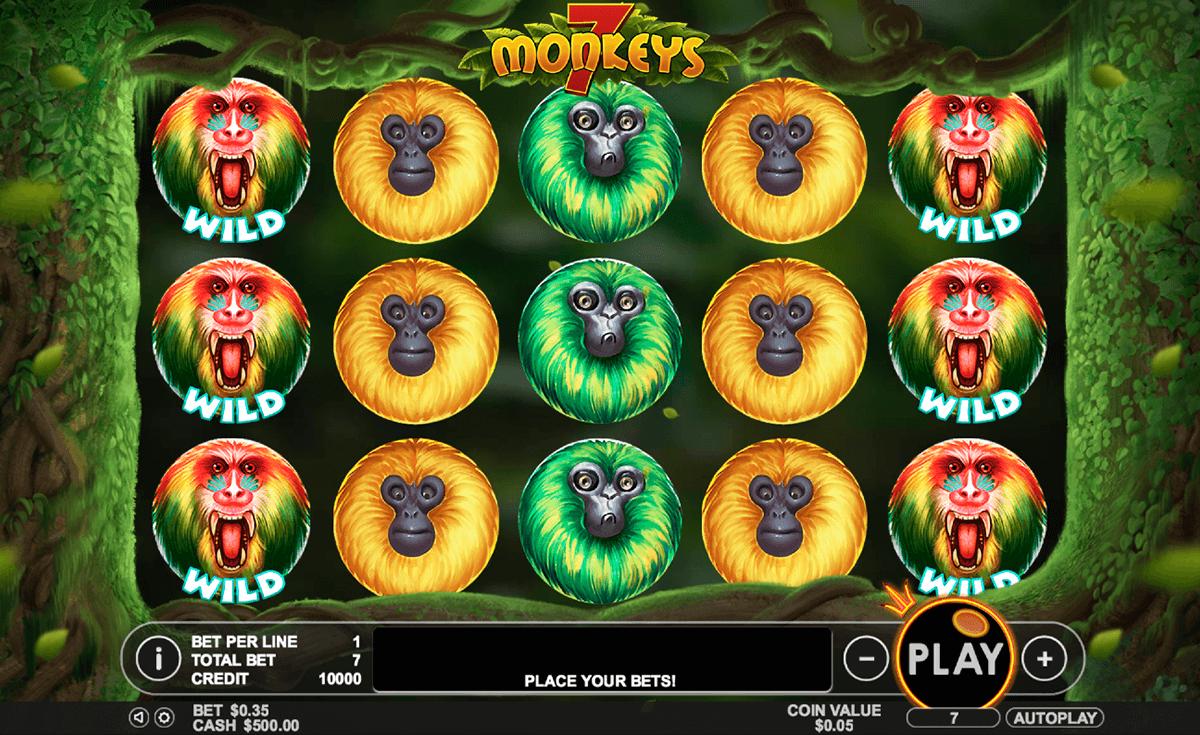 7 monkeys pragmatic tragamonedas gratis