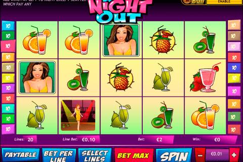 a night out playtech tragamonedas gratis