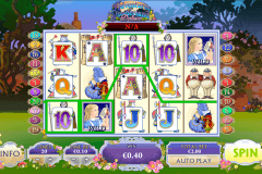adventures in wonderland playtech tragamonedas gratis