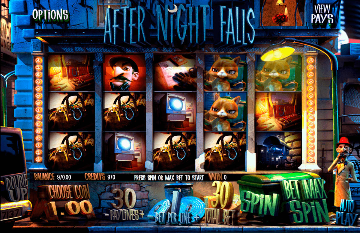 after night falls betsoft tragamonedas gratis
