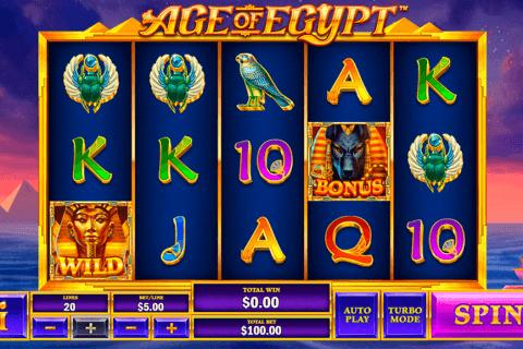 age of egypt playtech tragamonedas gratis