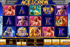age of the gods playtech tragamonedas gratis