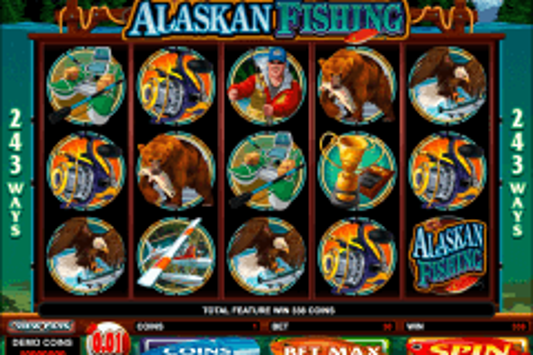 alaskan fishing microgaming tragamonedas gratis