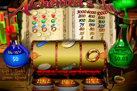 alchemists lab playtech tragamonedas gratis