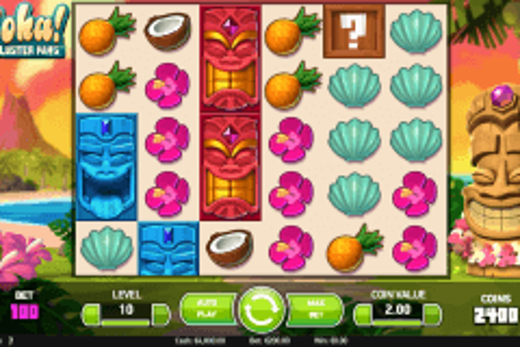 aloha cluster pays netent tragamonedas gratis