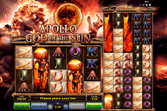 apollo god of the sun novomatic tragamonedas gratis