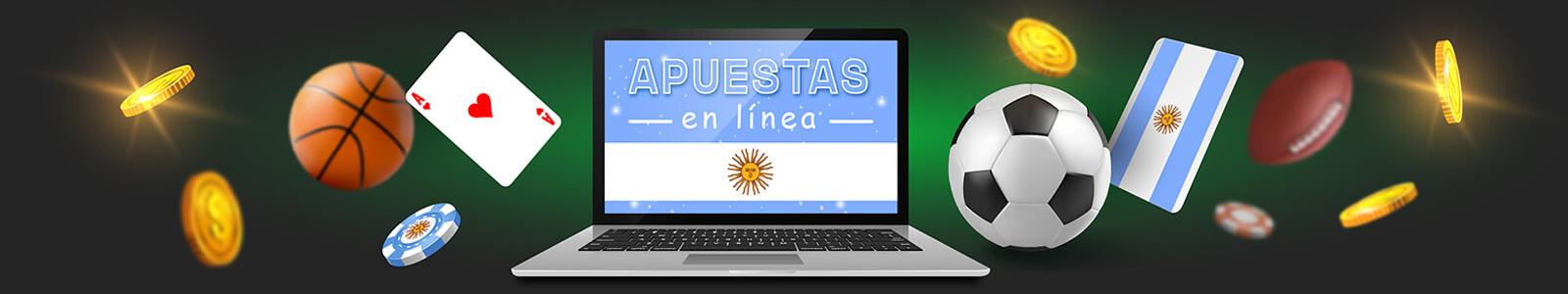 Apuestas deportivas online en Argentina