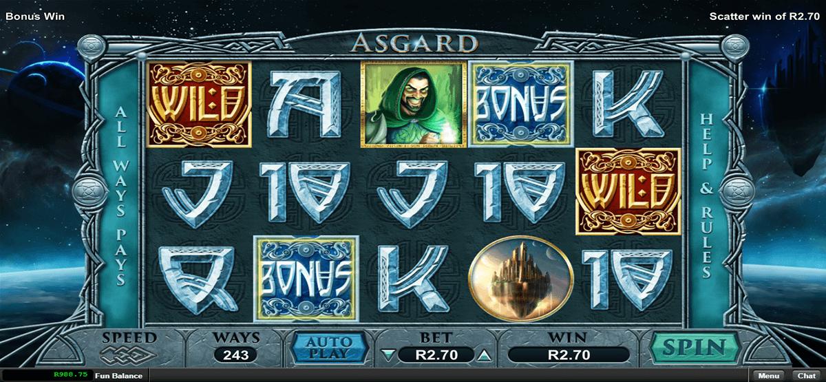 asgard rtg tragamonedas gratis