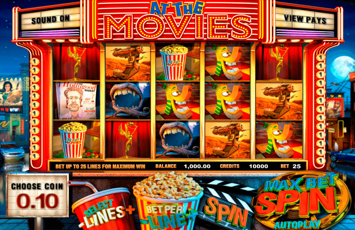 at the movies betsoft tragamonedas gratis