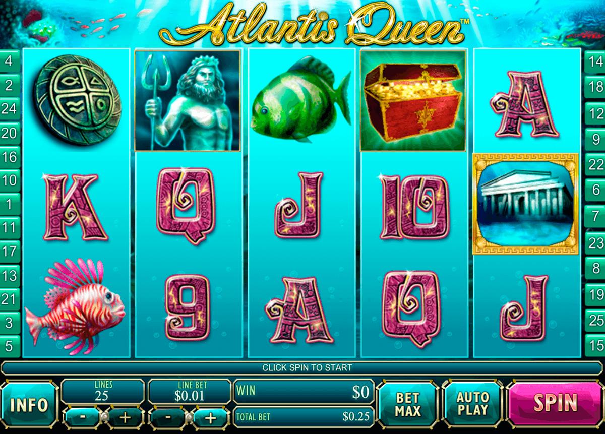 atlantis queen playtech tragamonedas gratis