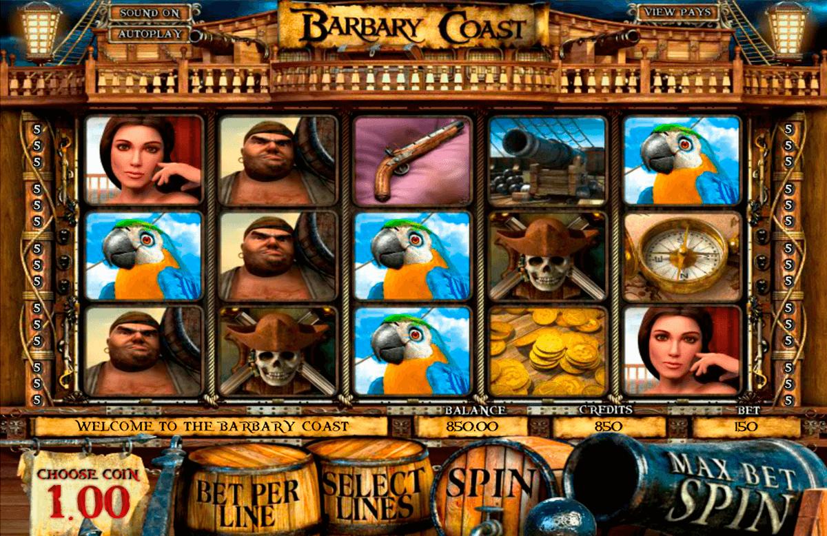 barbary coast betsoft tragamonedas gratis