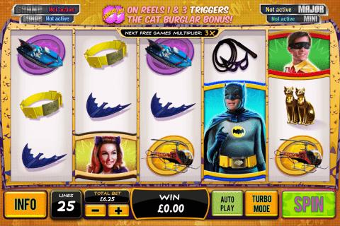 batman catwoman cash playtech tragamonedas gratis