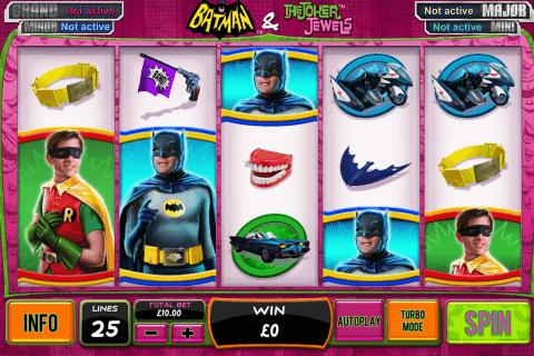 batman the joker jewels playtech tragamonedas gratis