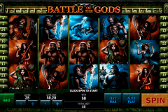 battle of the gods playtech tragamonedas gratis