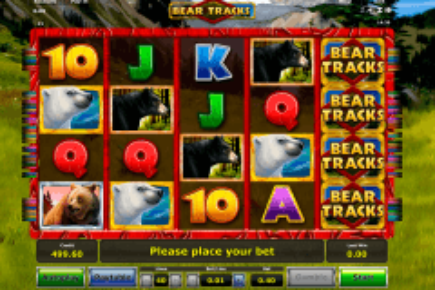 bear tracks novomatic tragamonedas gratis