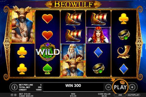 beowulf pragmatic tragamonedas gratis