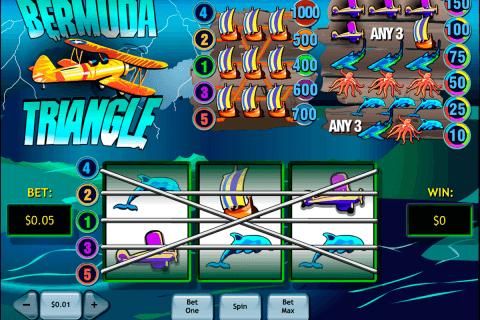 bermuda triangle playtech tragamonedas gratis