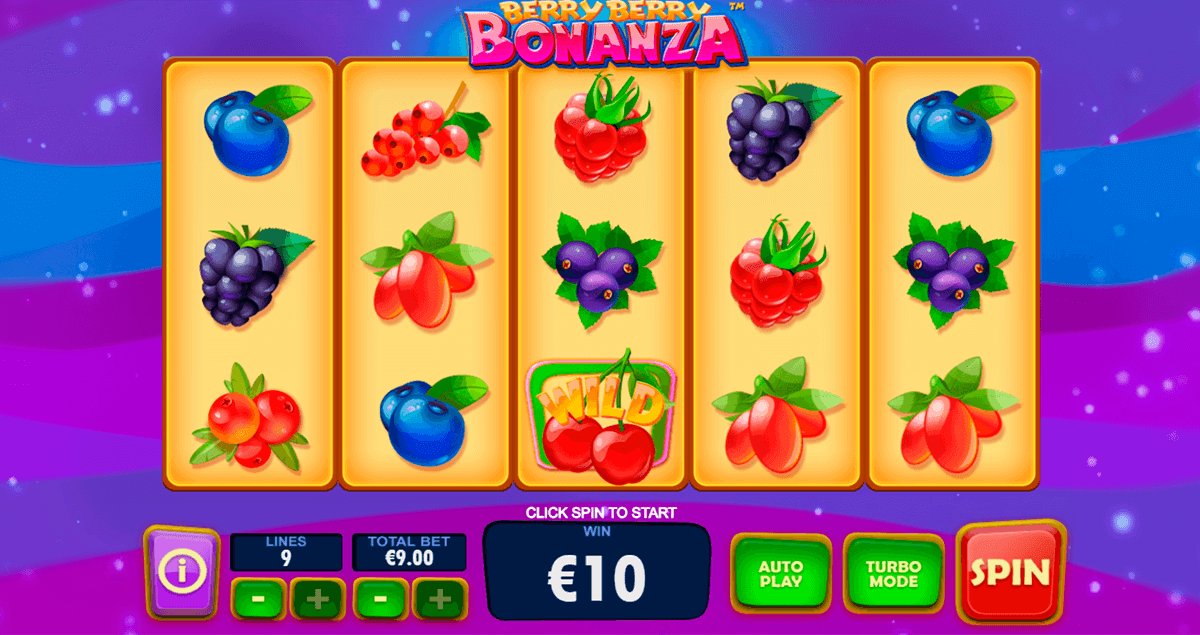 berry berry bonanza playtech tragamonedas gratis