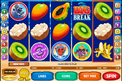 big break microgaming tragamonedas gratis