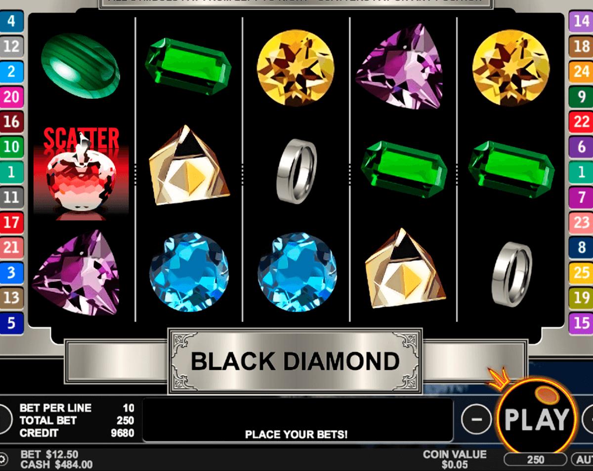 black diamond pragmatic tragamonedas gratis