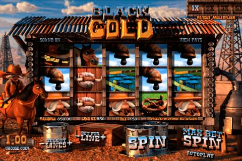 black gold betsoft tragamonedas gratis