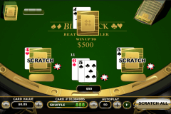 blackjack scratch playtech