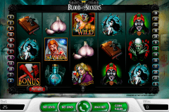 blood suckers netent tragamonedas gratis