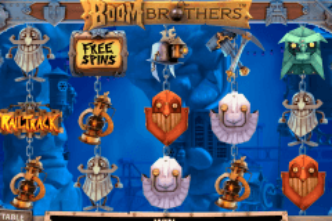 boom brothers netent tragamonedas gratis