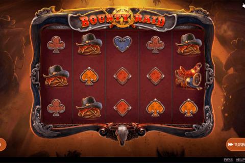bounty raid red tiger tragamonedas gratis