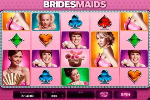 bridesmaids microgaming tragamonedas gratis