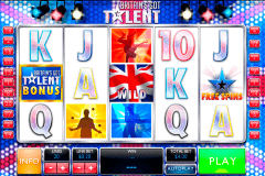 britains got talent playtech tragamonedas gratis