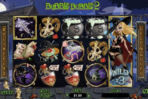 bubble bubble  rtg tragamonedas gratis