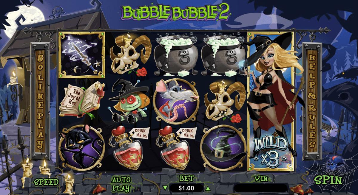 bubble bubble 2 rtg tragamonedas gratis