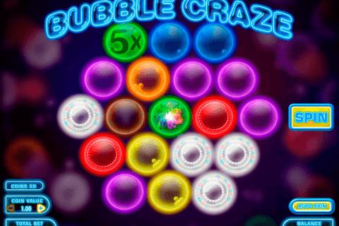 bubble craze igt tragamonedas gratis