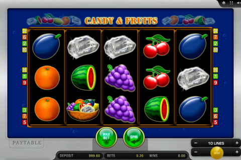 candy and fruits merkur tragamonedas gratis