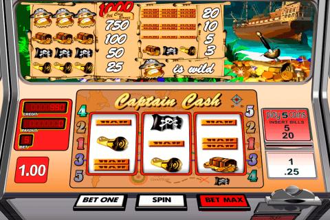 captain cash betsoft tragamonedas gratis