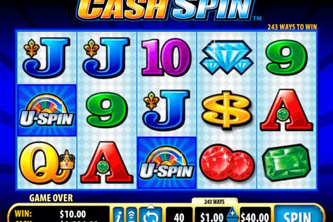 cash spin bally tragamonedas gratis