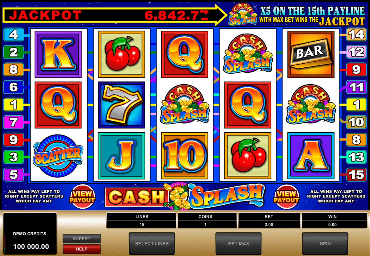 Spiele Hot 4 Cash - Video Slots Online