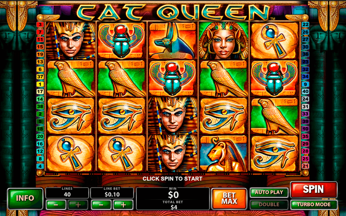 cat queen playtech tragamonedas gratis