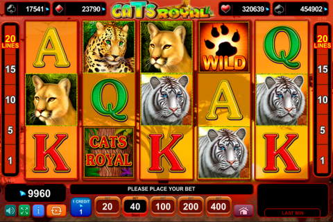 cats royal egt tragamonedas gratis