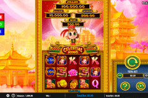 celestial king bally tragamonedas gratis