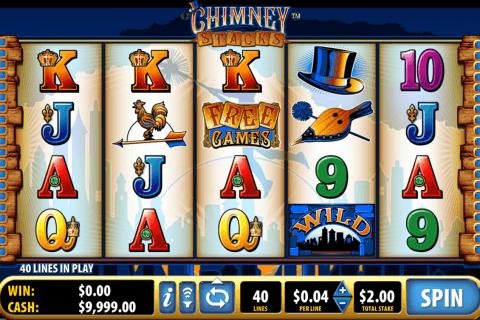 chimney stacks bally tragamonedas gratis
