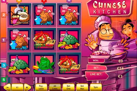 chinese kitchen playtech tragamonedas gratis