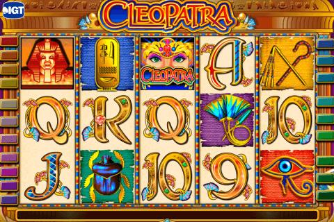 cleopatra igt tragamonedas gratis