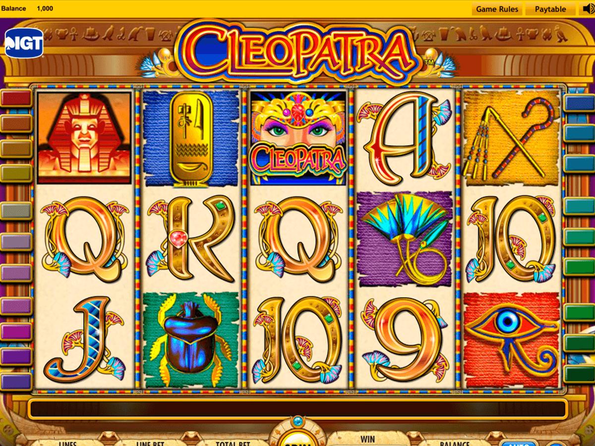 Spiele Cleopatra 18 - Video Slots Online