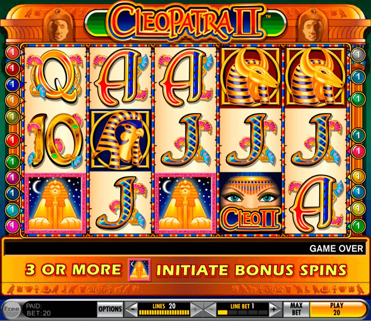 cleopatra ii igt tragamonedas gratis