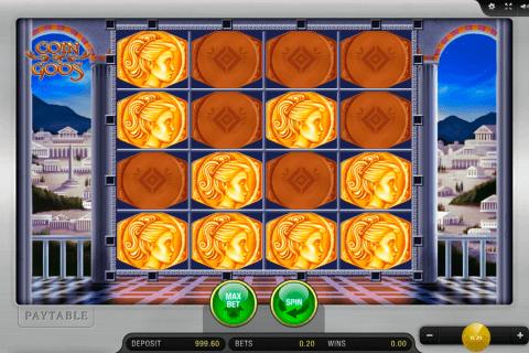 coin of gods merkur tragamonedas gratis